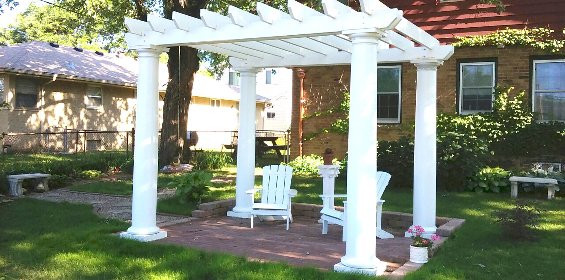 fiberglass accents porch decorative installation products toronto columns replacement and