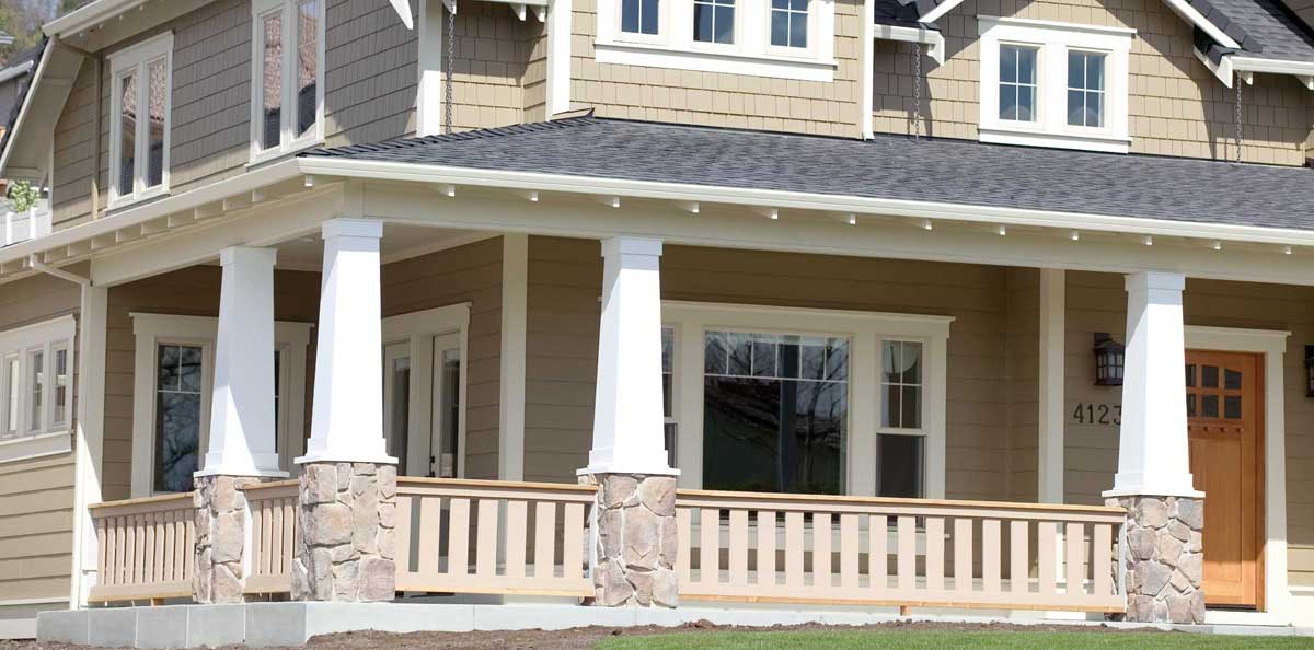 EnduraCraft™ Tapered Square Columns