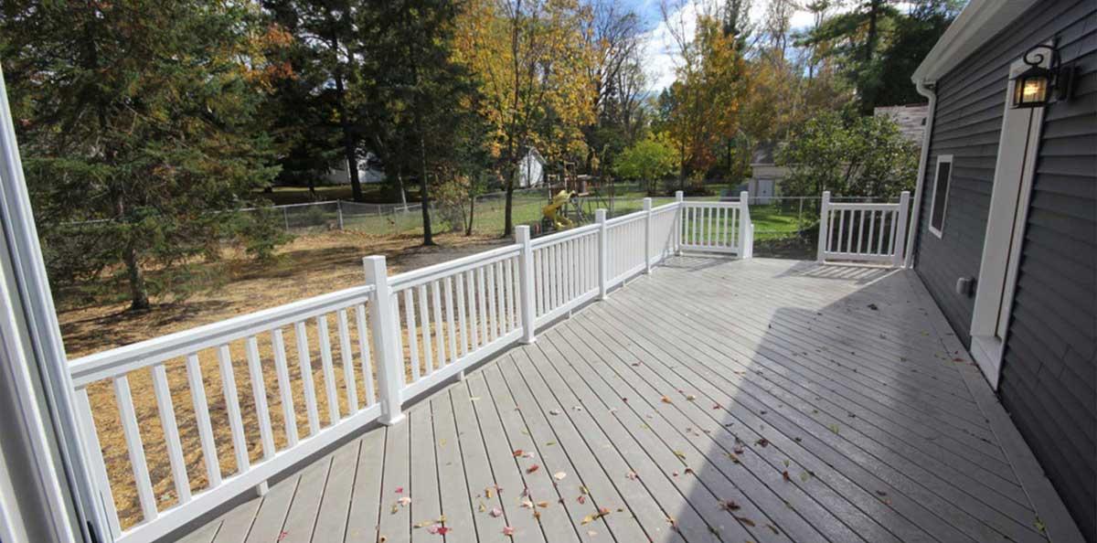 Quickrail railing systems fypon railing pacific columns for Fypon porch columns