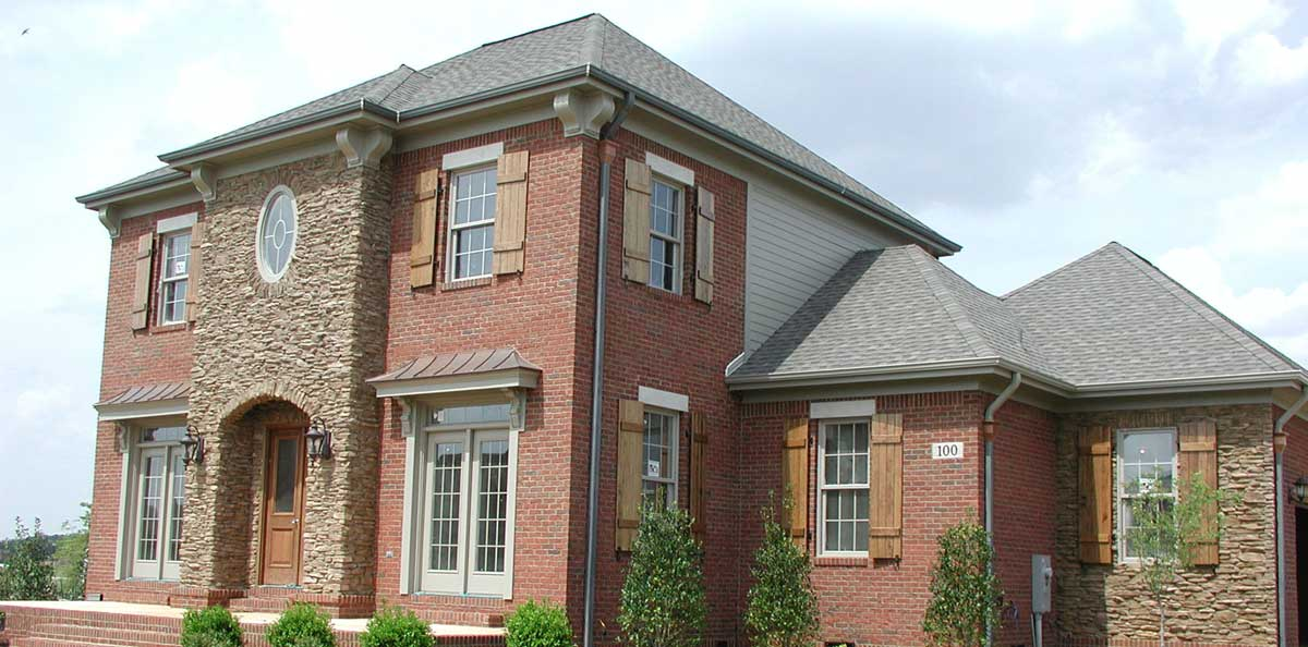 Wood exterior shutters exterior wooden shutters pacific columns inc for Exterior wood louvers