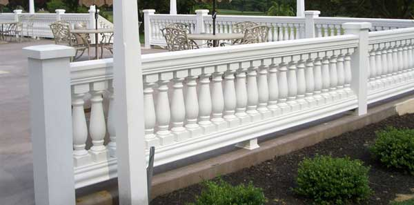 Commercial Balustrade