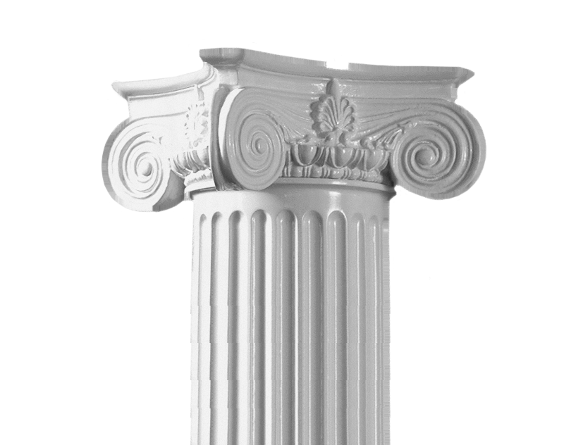 Round tapered columns tapered columns pacific columns inc for Pacific columns endura stone