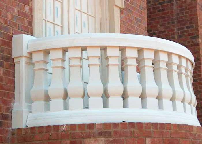 Stone Balustrade Cast Stone Balustrade Pacific Columns Inc
